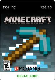 Minecraft, Microsoft, PC, [Digital Download], 799366446057 ...
