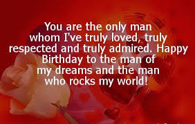 Cute Happy Birthday Quotes for boyfriend ~ The Hub Of Quotes ... via Relatably.com