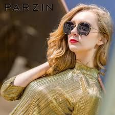 PARZIN Поляризованные <b>Солнцезащитные Очки</b> Красочные ...