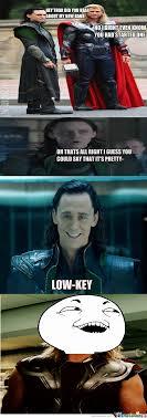Loki's Low Key Band by mrjb1743 - Meme Center via Relatably.com