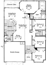 Big House Feel In a Narrow Design   HD   st Floor Master    Floor Plan