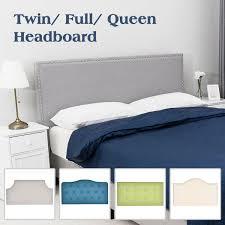 CityBed <b>Adjustable Linen Fabric Upholstered</b> Headboard - City Life ...