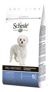 <b>Сухие корма</b> для собак <b>Schesir</b>