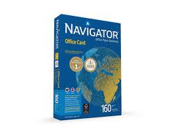 Бумага Navigator Paper A4 160g m2 250 листов - Чижик