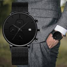 Online Shop for <b>crrju men watch</b> Wholesale with Best Price
