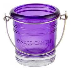 Подсвечник для вотива Bucket Votive Holder Purple (фиолетовый ...