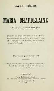 Maria Chapdelaine     Wikip  dia