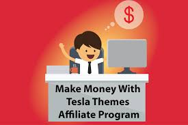 teslathemes affiliate program highest commission ever