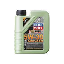 <b>Масло моторное LIQUI MOLY</b> Molygen синтетическое 5W-30 1 л ...