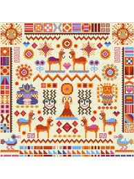 "<b>Набор для вышивания</b> крестом ""Inca"" <b>Riverdrift</b> House 10024089 в ..."