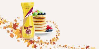 home domino sugar new dominoreg sugar maple flavored granules