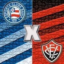 Resultado de imagem para escudo do Bahia e escudo do vitória