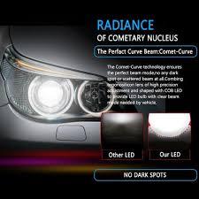 <b>Car LED</b> H7 Headlight Kit Bulbs 6000K 7200LM Xenon White <b>C6</b> All ...