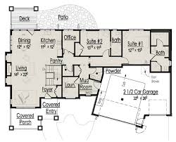 The Red Cottage Floor Plans  Home Designs  Commercial Buildings    Main Level     sq ft