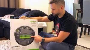 iRobot Roomba <b>i7</b>: Тест и обзор последней модели - YouTube