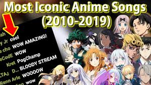 The Most Iconic <b>Anime</b> Songs Of The <b>Past</b> Decade (2010-2019 ...