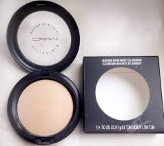Отзыв о пудре <b>MAC Mineralize</b> Skinfinish Natural