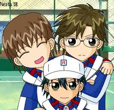 Image result for shusuke fuji and ryoma