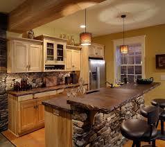 rustic kitchen island: ideas outstanding rustic kitchen island table with natural stone kitchen backsplash ideas and natural stone kitchen