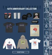 The <b>Rolling Stones</b> Official Online Store
