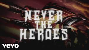 <b>Judas Priest</b> - Never The Heroes (Lyric Video) - YouTube