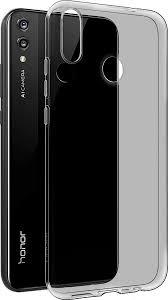 <b>Чехол</b>-накладка <b>Brosco для Huawei</b> Honor 8X, черный — купить в ...