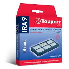 <b>Фильтр</b> Hepa <b>Topperr</b> IRA9 для для пылесосов iRobot Roomba ...