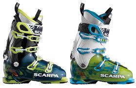 <b>Scarpa</b> представили новые <b>горнолыжные ботинки</b> для фрирайда ...