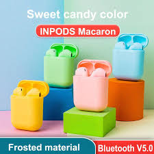 <b>Inpods 12 Wireless Bluetooth</b> 5.0 Mini Earphone Touch Control ...
