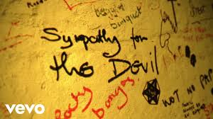 The <b>Rolling Stones</b> - Sympathy For The Devil (Lyric Video) - YouTube