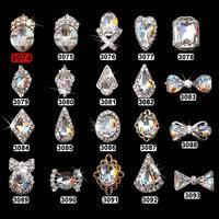 Crown <b>nail jewelry</b>