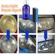 30ML Car Auto Headlight Renovation Repair Agent Car ... - Vova