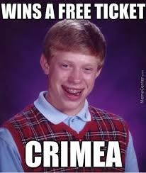 Russians Invaded Crimea Of Ukraine by switzerland - Meme Center via Relatably.com