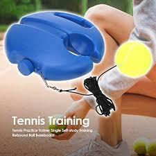 Set1 Happrrow <b>Heavy Duty Tennis</b> Training Aids Tool with Elastic ...