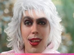 Paula Frank-N-Furter. Favorite. Paula Frank-N-Furter. Via: Reddit. - -. Share: -. Nightmares for DAYYYYYYSSSS :( -Paula Deen, Tim Curry - h6E98E4ED