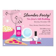 slumber party invitations templates cimvitation slumber party invitations templates to make your artistic party invitations unique and creative 1