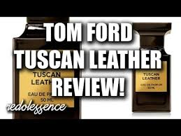 <b>Tuscan</b> Leather by <b>Tom Ford</b> Fragrance / Cologne Review - YouTube