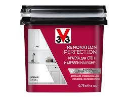 <b>Краска</b> для стен и мебели на кухне <b>RENOVATION</b> PERFECTION ...