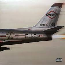 <b>Eminem Kamikaze</b> -<b>Coloured</b>- - VinylVinyl