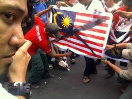 Image result for bendera malaysia terputus