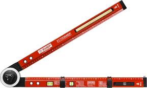 Складной <b>уровень</b>-угломер 500 мм <b>ЗУБР МАСТЕР</b> 34740 - цена ...