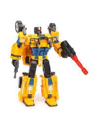 35% <b>Наша Игрушка Трансформер</b> Робот-внедорожник, в ...
