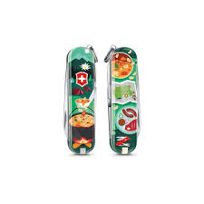 <b>Нож</b> Victorinox <b>Classic</b> LE2019 <b>Swiss mountain</b> Dinner 58 мм 7 ...