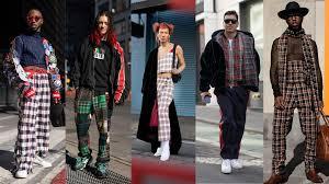 Everyone Wore <b>Plaid</b> At <b>New</b> York Fashion Week: <b>Men's</b> - Fashionista