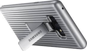 Купить <b>Samsung</b> Note 9 <b>чехол Protective</b> Standing <b>Cover</b> Grey на ...