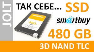 "<b>SSD</b> диск <b>SMARTBUY</b> 2.5"" Jolt 480Гб SATA III TLC 3D NAND ..."