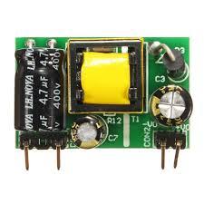 10pcs <b>Vertical ACDC220V to 5V</b> 400mA 2W Switching Power ...