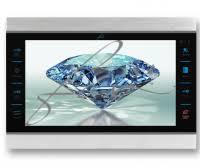 Монитор <b>видеодомофона Fox</b> FX-HVD100А V2 (АЛМАЗ 10S ...