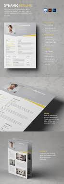 creative cv resume templates cover letter portfolio dynamic resume portfolio pages included