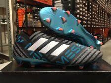Футбольные <b>бутсы adidas</b> adidas <b>Nemeziz</b> Messi серые ...
